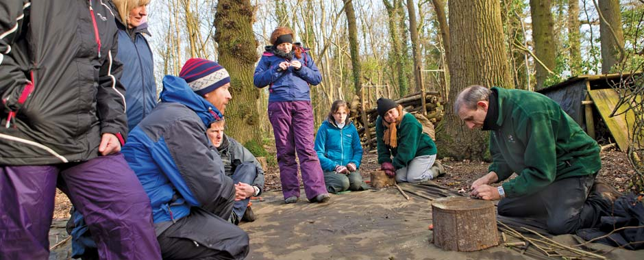 History of Forest SChool - Bridgwater College